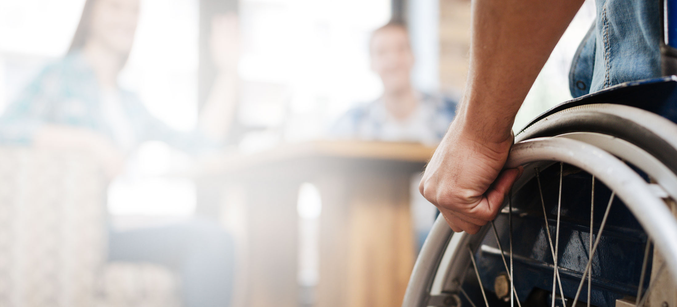 Wheelchair accessible image